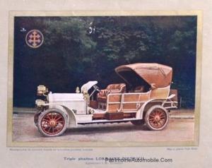 Lorraine-Dietrich-1912-photo-300x238 Lorraine Dietrich 1912, Triple Phaeton Triple Phaeton
