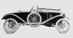 Amilcar CC 1920-21 Cyclecar moteur 900 cc