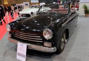 Salmson 2300s cabriolet 5sur5 1957 2