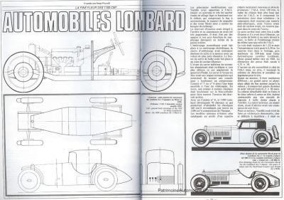 lombard-300x211 Lombard AL3 de 1928 Divers