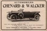 Chenard-et-Walcker-1920-15-18cv-9-300x198 Chenard et Walcker Type P de 1908 Divers Voitures françaises avant-guerre