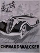 Chenard-et-Walcker-1937-9-229x300 Chenard et Walcker Type P de 1908 Divers Voitures françaises avant-guerre