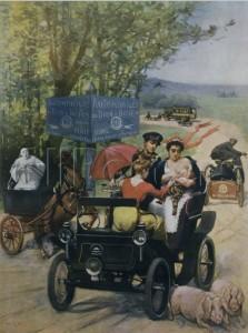 De Dion Bouton 1900 11