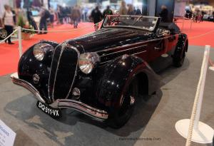 Delahaye-135-cabrio-Chapron-de-1937-2-300x205 Delahaye 135 Coach Autobineau de 1935 Divers Voitures françaises avant-guerre