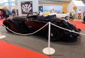 Delahaye-135-cabrio-Chapron-de-1937-5-300x205 Delahaye 135 Coach Autobineau de 1935 Divers Voitures françaises avant-guerre