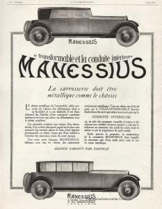 manessius-concept-1-233x300 Voisin C3 Manessius Divers Voisin