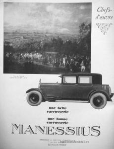 manessius-voisin-1927-1-230x300 Voisin C3 Manessius Divers Voisin