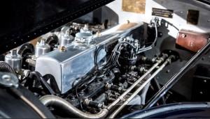 Bentley Petersen 6½-Litre 'Dartmoor' coupé 1951 5