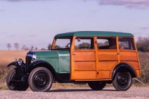Citroën B12 limousine woody 1925