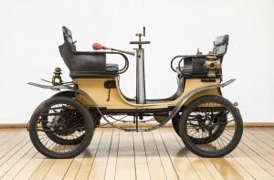 De Dion-Bouton Vis-à-vis Type D 1899 2