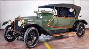 Delage D6 tourer Labourdette 1915 1