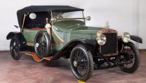 Delage D6 tourer Labourdette 1915 2