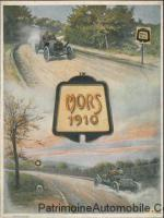 Mors-pub-1910-225x300 Mors 1913 Cyclecar / Grand-Sport / Bitza Divers Voitures françaises avant-guerre