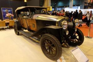 Mercedes-2895-Phaetin-1914-2-300x200 Mercedes 28/95 de 1914 à Rétromobile Divers