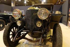 Mercedes-2895-Phaetin-1914-8-300x200 Mercedes 28/95 de 1914 à Rétromobile Divers