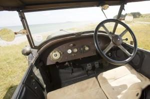 Mercedes 2895 Phaetin 1914 intérieur 1