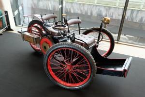Voiturette Léon Bollé 1896 3