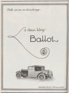 ballot pub