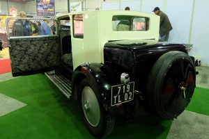 C23 de 1931 char 3L 17cv coach usine chassis normal (6)