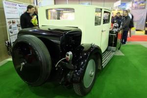 C23 de 1931 char 3L 17cv coach usine chassis normal (7)