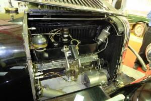 C23 de 1931 char 3L 17cv coach usine chassis normal (8)