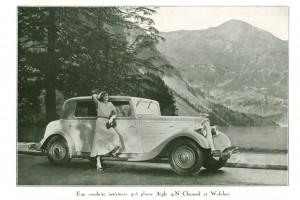 Chenard et Walcker aigle 4N