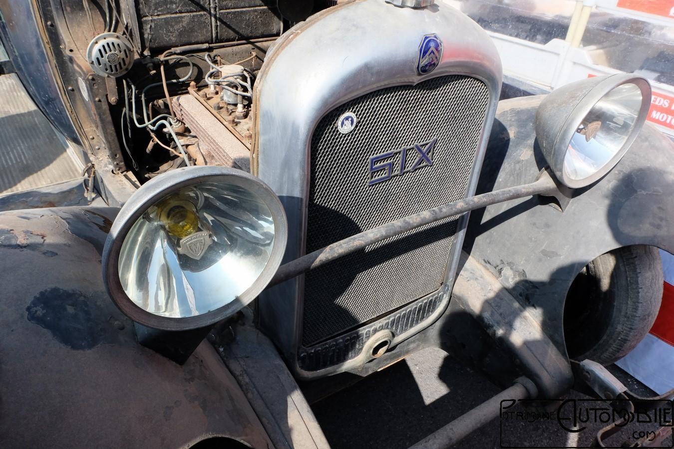 citro n c6 vendue par le garage st didier paris patrimoine automobile com. Black Bedroom Furniture Sets. Home Design Ideas