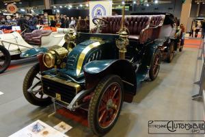 """Corre-Type-F-1905-2-300x200 Les """"Teuf-Teuf"""" à Rétromobile (De Dion-Bouton, Richard Brasier, Corre, Brouhot, Grégoire, Renault) Divers Voitures françaises avant-guerre"""