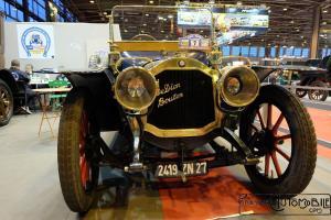 """De-Dion-Bouton-Type-DI-1912-3-300x200 Les """"Teuf-Teuf"""" à Rétromobile (De Dion-Bouton, Richard Brasier, Corre, Brouhot, Grégoire, Renault) Divers Voitures françaises avant-guerre"""