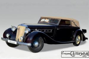 Delage-D8-1936-1-300x200 Delage D8-120 cabriolet de Villars de 1936 Divers