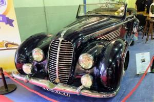 Delahaye-135M-cabriolet-Chapron-1948-2-300x200 Delahaye 135 M de 1948 cabriolet Chapron Divers Voitures françaises après guerre