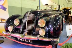 Delahaye-135M-cabriolet-Chapron-1948-3-300x200 Delahaye 135 M de 1948 cabriolet Chapron Divers Voitures françaises après guerre