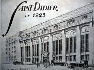 Garage St Didier