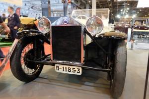 Lancia-Lambda-série-1-1923-3-300x200 Lancia Lambda Torpédo 1923 Divers Voitures étrangères avant guerre