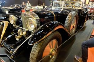 Mercedes 26-120-180 S-TypeSaoutchik Roadster 1928 3