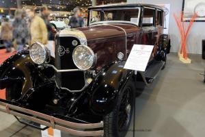 Panhard-Levassor-20cv-Sport-1930-6-300x200 Panhard Levassor 20CV Sport 1930 Divers Voitures françaises avant-guerre