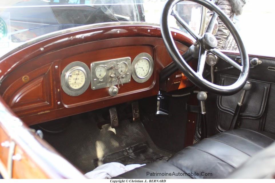 panhard levassor x33 de 1922