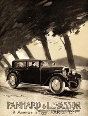 Panhard-Pub-Omnia-1926-1927-229x300 Panhard Levassor 20CV Sport 1930 Divers Voitures françaises avant-guerre
