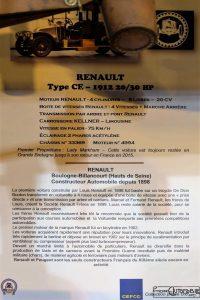 """Renault-Type-CE-1912-20-30HP-1-2-200x300 Les """"Teuf-Teuf"""" à Rétromobile (De Dion-Bouton, Richard Brasier, Corre, Brouhot, Grégoire, Renault) Divers"""