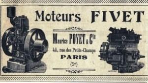 moteur fivet