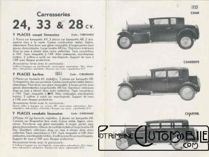 """voisin-1933-3-300x225 Voisin C23 """"Char"""" de 1931 Voisin"""