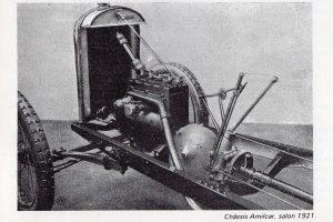 Amilcar 6CV dans L'automobiliste de mars-avril 1967 (15)