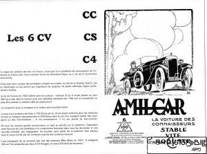 Amilcar-6CV-dans-Lautomobiliste-de-mars-avril-1967-3-300x223 Amilcar 6CV (dans L'automobiliste de mars-avril 1967) Cyclecar / Grand-Sport / Bitza Divers