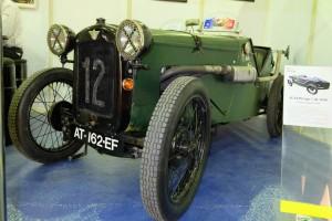 "Austin-seven-ulster-1930-5-300x200 Austin 7 (seven) ""Ulster"" de 1930 Cyclecar / Grand-Sport / Bitza Divers Voitures étrangères avant guerre"