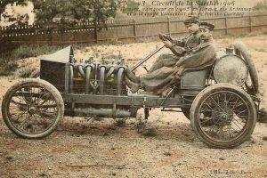 Circuit de la sarthe 1907