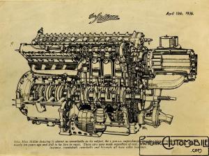 Delage-moteur-1500-cc-300x225 Delage 1500 cc 1926 (3/3) Divers