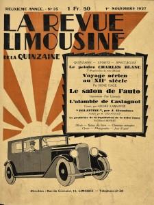 La Revue limousine 1927 2