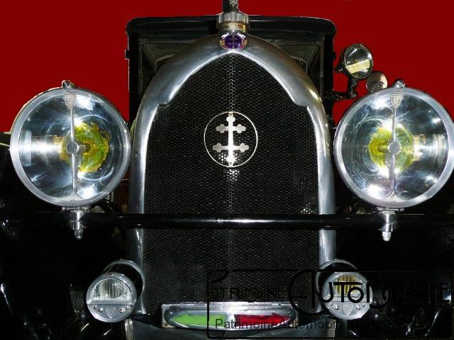 calandres des autos lorraine dietrich entre 1911 et 1928