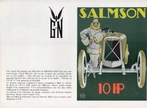 Salmson dans L'automobiliste n4 de mai-juin 1967 (6)