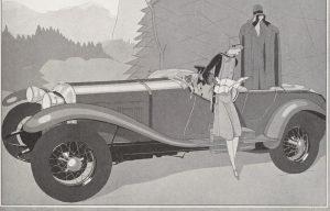 Vogue 1926 Lorraine Dietrich